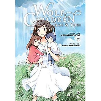 Wolfskinder: Ame & Yuki