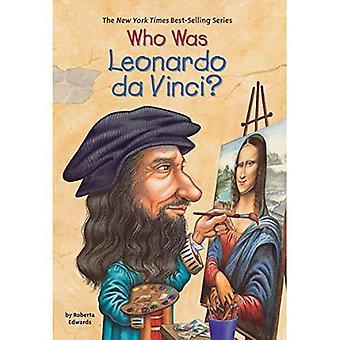 Vem var Leonardo Da Vinci? (Vem var...?)
