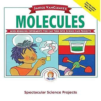 Janice Vancleaves molekyler: häpnadsväckande experiment du kan förvandla till Science Fair projekt