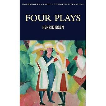 Four Plays (Classics of World Literature)