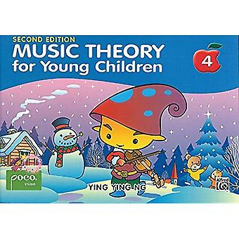 Music Theory for Young Children Book 4 Second Edition