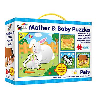 Galt Toys Mother and Baby Pets Puzzles
