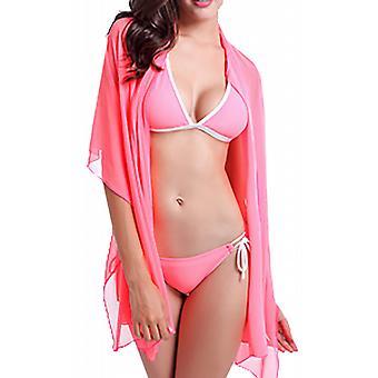 Waooh - Bikini Caps Triangles And Emma Sarong