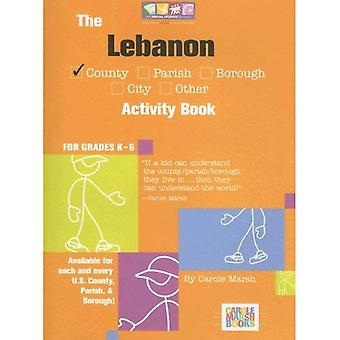 The Lebanon County Activity� Book: For Grades K-6 (Carole Marsh Books)