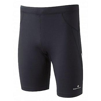 Advance Contour Short All Black Mens