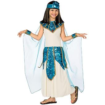 Hübsche Kleopatra Kostüm für Kinder
