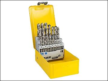 DEWALT Extreme Metal Drill Bit Set of 29 1 - 13mm