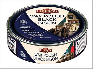 Liberon Wax Polish Black Bison Medium Mahogany 500ml