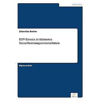 Kleineren Brehm & セバスチャン Steuerberatungsunternehmen で EDVEinsatz
