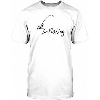 Vi göra fiske - Cool sportfiskare barn T Shirt