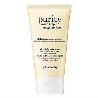 Philosophy Purity Made Simple Ultra-Light Moisturizer 2oz / 60ml