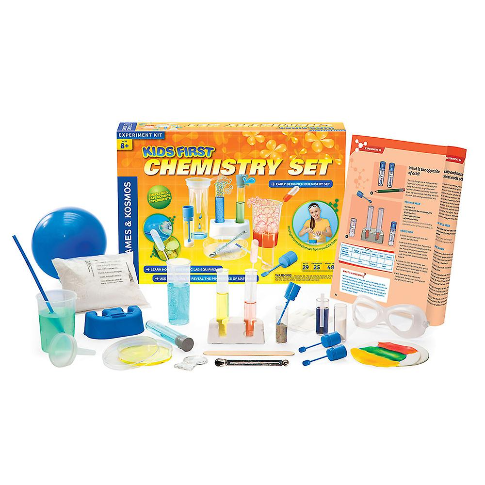 Thames and Kosmos Enfants First Chemistry Set