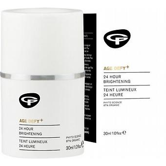 Green People Age Defy+ 24 Hour Brightening Moisturiser