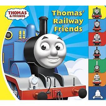 Thomas' Railway Friends by Random House - 9780399552144 Book