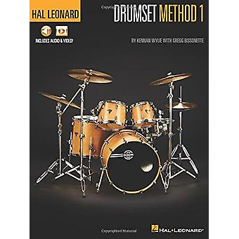 Hal Leonard Drumset Method - Book 1 by Kennan Wylie - 9781495083327 B
