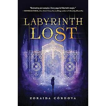Labyrinth Lost by Zoraida Cordova - 9781492623168 Book