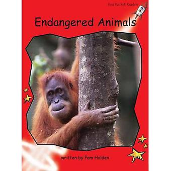 Endangered Animals by Pam Holden - 9781776540099 Book