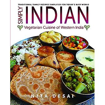 Simply Indian - Vegetarian Cuisine of Western India - 9781684013135 Bo