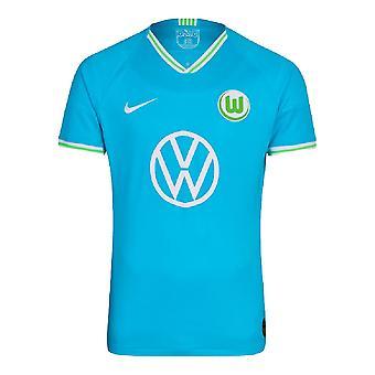 2019-2020 VFL Wolfsburg Away Nike Shirt (Enfants)