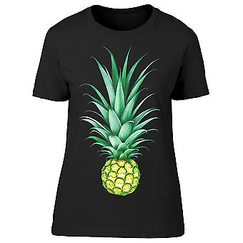 Yellow Pineapple Tee Women's -Image by Shutterstock