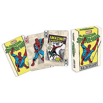 Spiderman set van 52 speelkaarten (nm)
