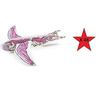 Unicorn Glider - 48 Supplied