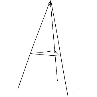 Green Metal Wire Easel-18