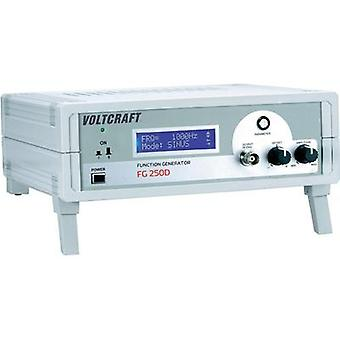 VOLTCRAFT FG 250D Function Generator, Frequency Generator