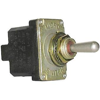 Toggle switch 250 Vac 15 A 2 x On/On Honeywell 2NT
