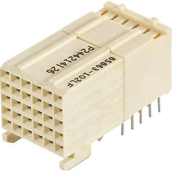 Receptacles (standard) Total number of pins 30 FCI 85863-102LF Contact spacing: 2 mm 1 pc(s)