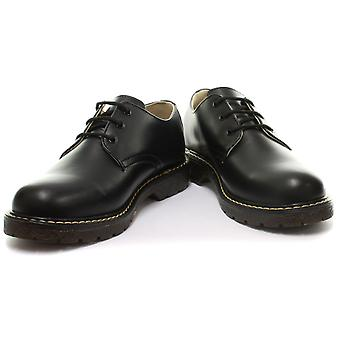 Grinders Percival 3 Eye 2015 Black Mens Lace Up Shoes