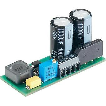 Voltage regulator - DC/DC voltage regulator Conrad Components W78-ADJ Modul Positive Adjustable 1 A