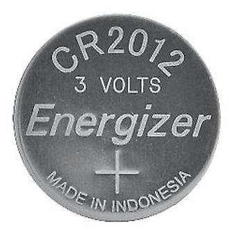 Energizer Lithium Button Cell Battery Cr2012 3 V 1-Blister (DIY , Electricity)