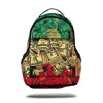 Sprayground Rasta Money Skate Backpack