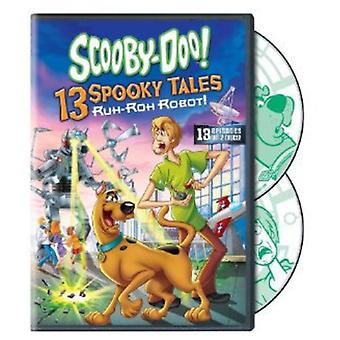 13 Spooky Tales Ruh-Roh Robot! [DVD] USA import