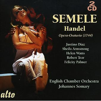 G.F. Handel - George Frideric Handel: Semele [CD] USA import