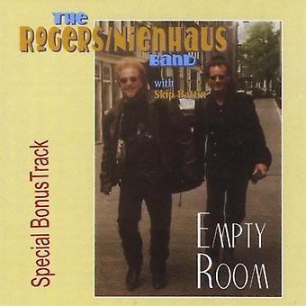 Rogers/Nienhaus Band - Empty Room [CD] USA import