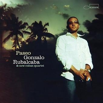Gonzalo Rubalcaba - Paseo [CD] USA import