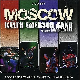 Keith Emerson Band - Moskou [CD] USA import