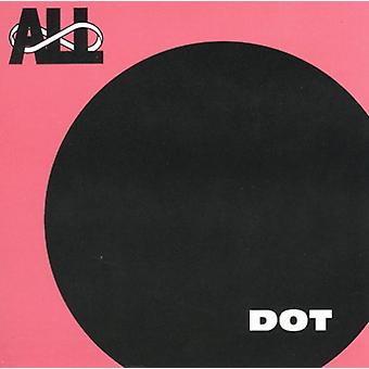 All - Dot EP [CD] USA import