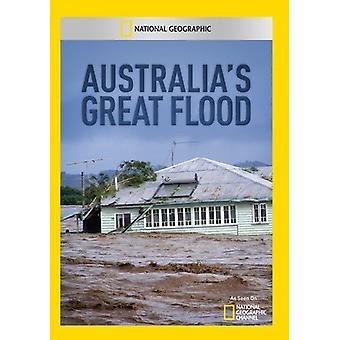 Australiens stora översvämningen [DVD] USA import