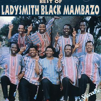 Ladysmith Black Mambazo - Best of Ladysmith Black Mambaz [CD] USA import