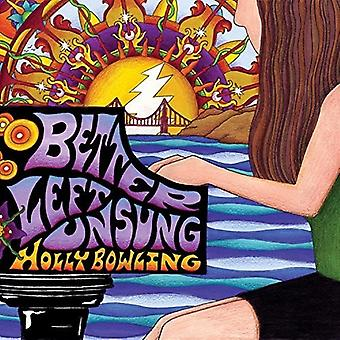 Holly Bowling - Better Left Unsung [Vinyl] USA import