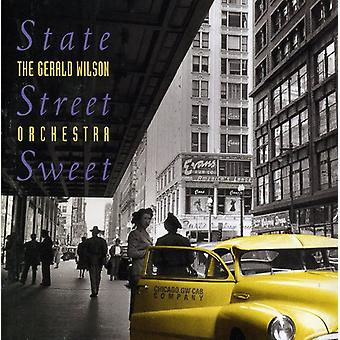 Gerald Wilson - State Street Sweet [CD] USA import