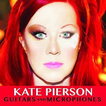 Kate Pierson - Gitarren & Mikrofone [CD] USA import
