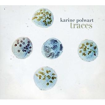 Karine Polwart - Traces [CD] USA import