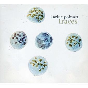 Karine Polwart - spor [CD] USA importerer