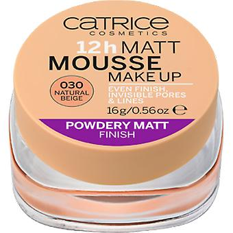 Catrice Cosmetics Catrice 12H Matt Mousse Makeup (Beauty , Make-up , Face , Bases)