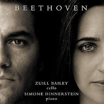 L.V. Beethoven - Beethoven: Cello & Piano sonates, Vol. 1 [CD] USA import