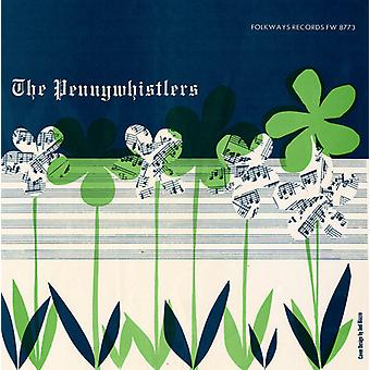 Pennywhistlers - Pennywhistlers [CD] USA importare